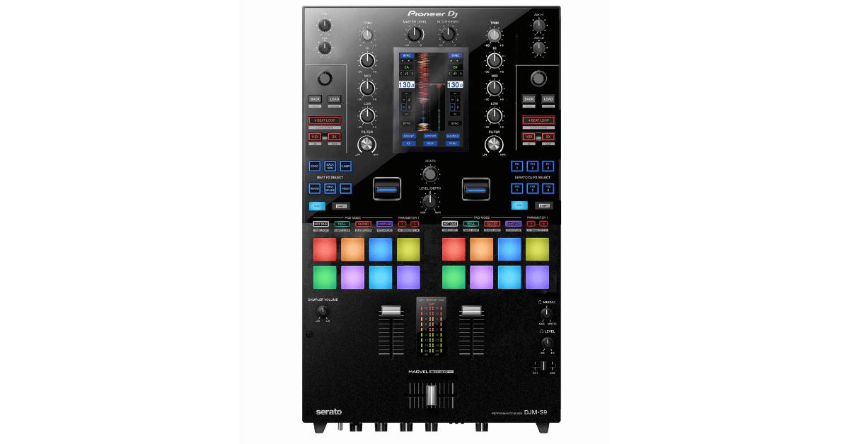 Futuros conceptos de equipos de DJ: que características probablemente tendrá el DJ Pioneer DJM-S11 34