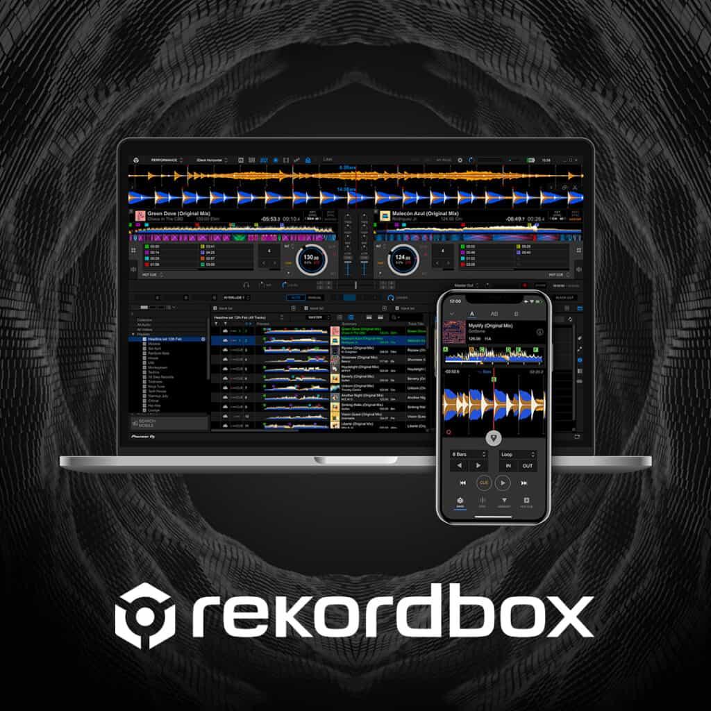 Encabezado de rekordbox v6