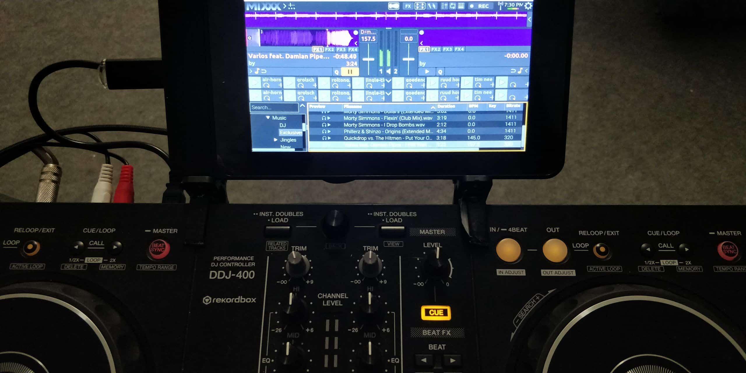 Construyendo un DDJ-400 independiente con Raspberry Pi y Mixxx 2