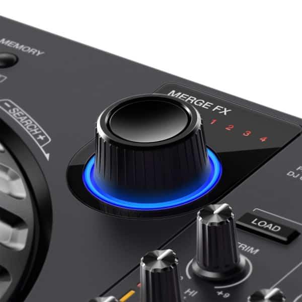Nuevo DDJ-FLX6 de Pioneer DJ: un controlador Rekordbox / Serato DJ con nuevas funciones FX y scratch 2