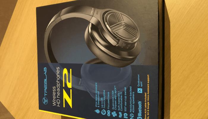Auriculares inalámbricos Treblab Z2 5