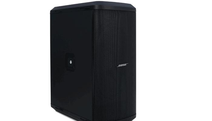 Módulo de graves Bose Sub2 para análisis de PA portátil L1 Pro 19