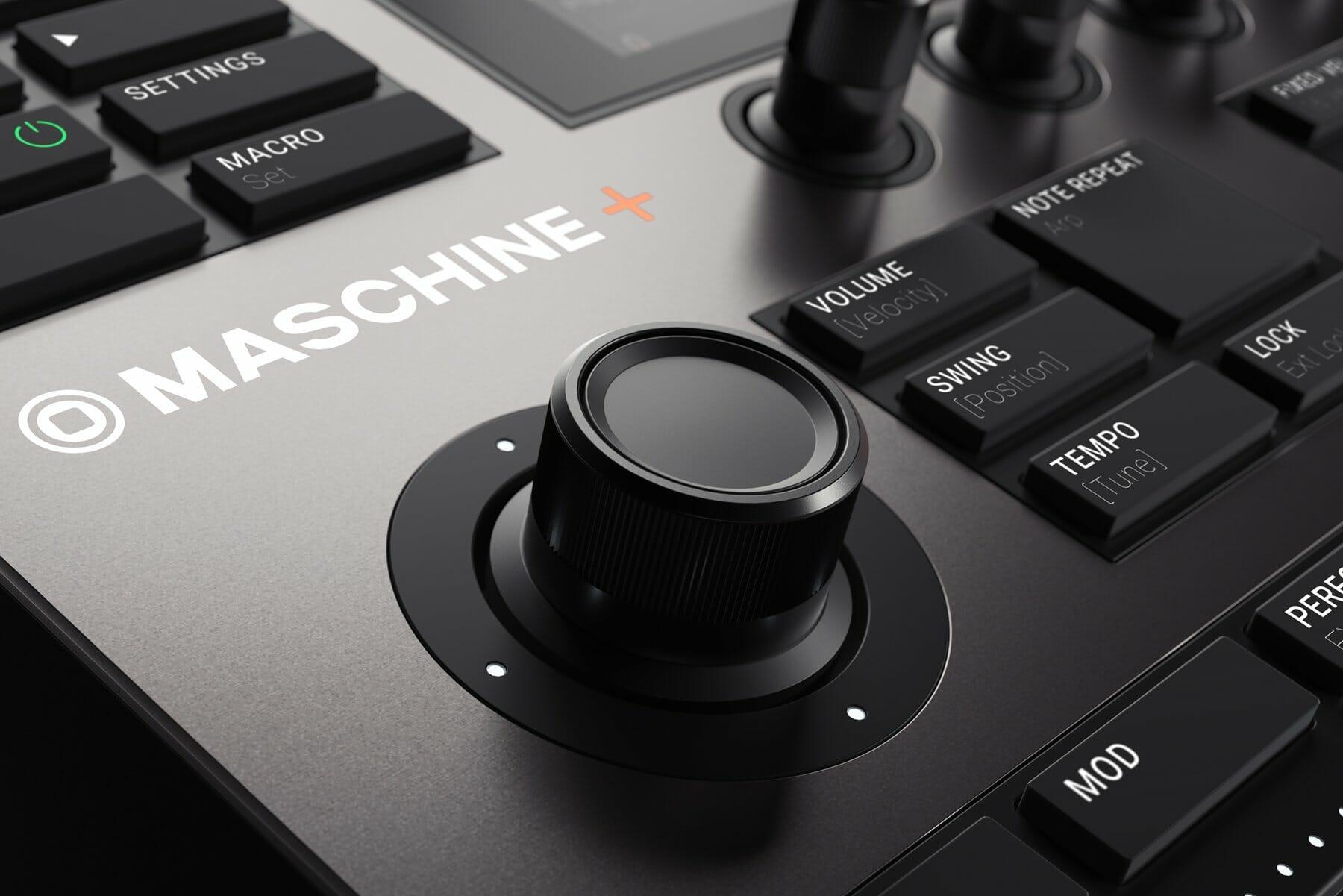 Revisión de MASCHINE +: Finalmente, una Maschine independiente 2
