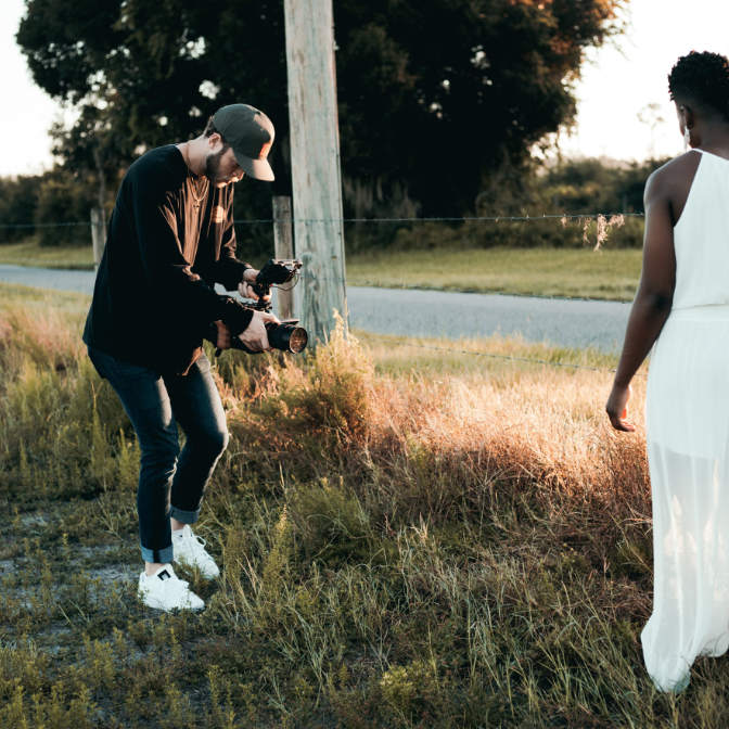 camarógrafo para bodas