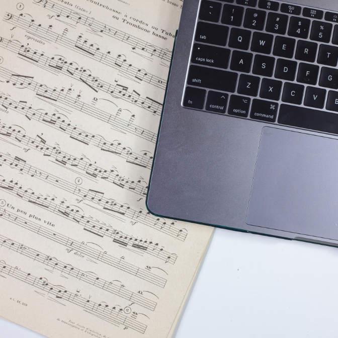 partituras digitales