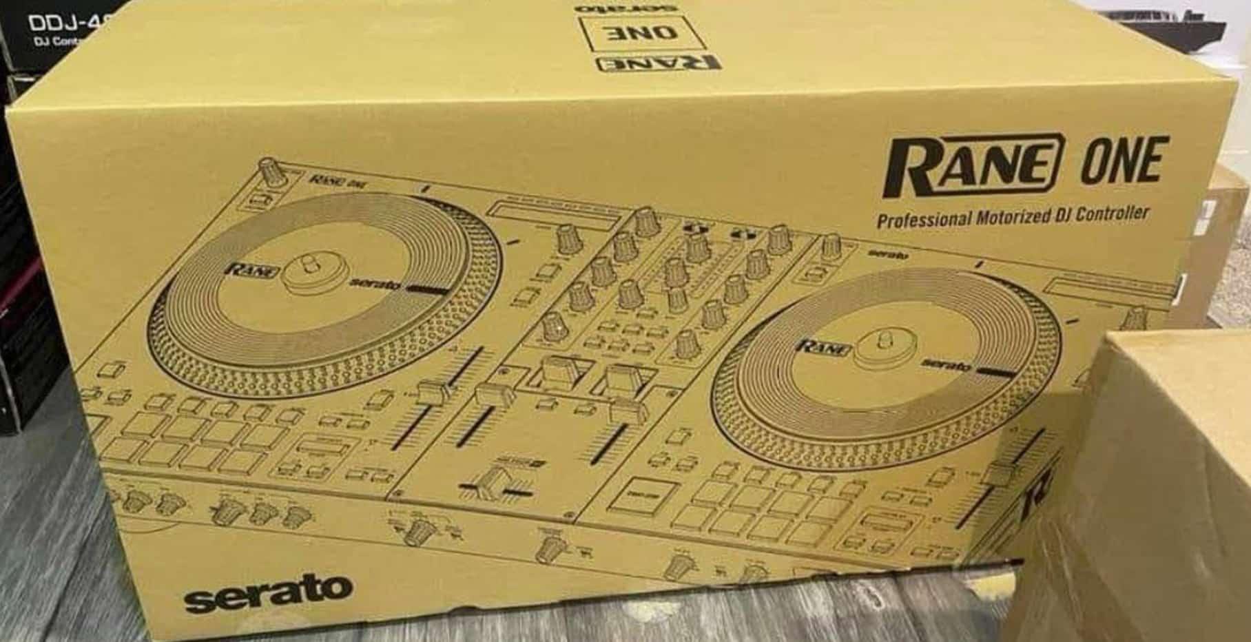 Rane One: Primeras filtraciones de un nuevo controlador de platillos motorizado Serato DJ 2