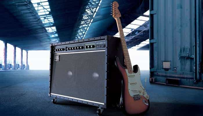 Amplificador combinado de jazz Roland JC-120 3