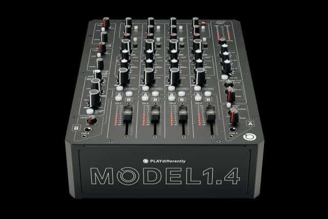 PLAY lanza de forma diferente el MODELO 1.4 - un mezclador analógico compacto de 4 canales 1