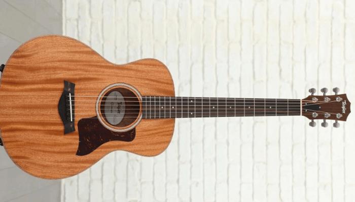 Taylor GS Mini Mahogany Guitar 1
