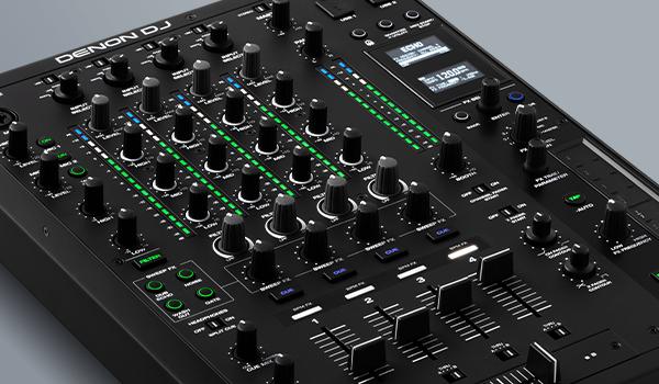 """Transmisión optimizada: el nuevo """"modo de transmisión"""" de Denon DJ 3"""