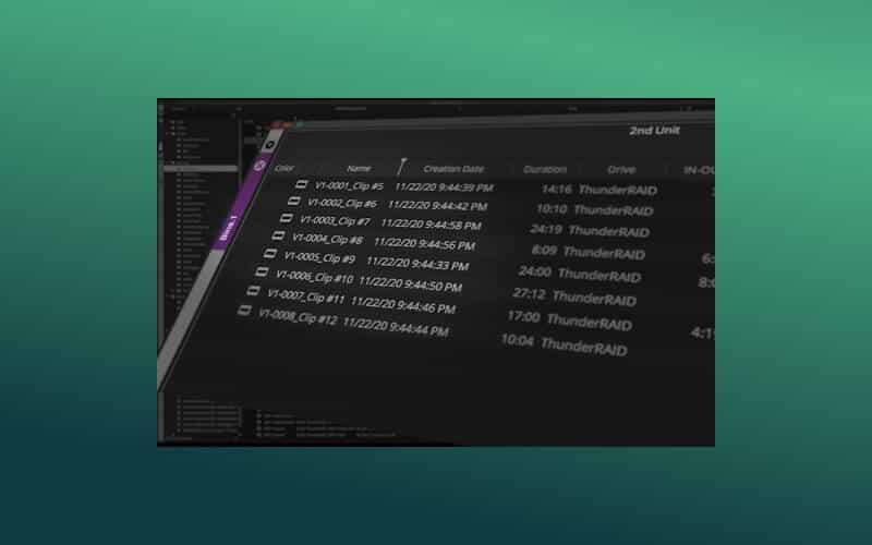 Editar más rápido con ScriptSync en Avid 2