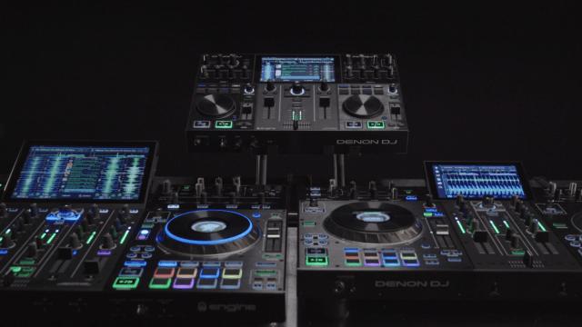 Actualización de Engine OS v1.6: transmisión de Dropbox + Beatsource LINK, cuadrículas de ritmos flexibles 3