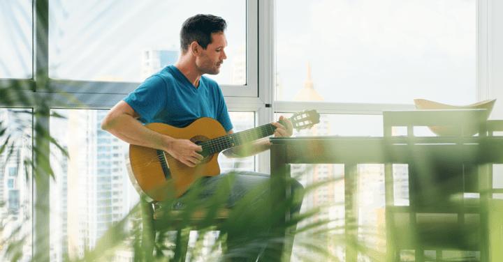 5 consejos para aprender a tocar la guitarra en la edad adulta 6