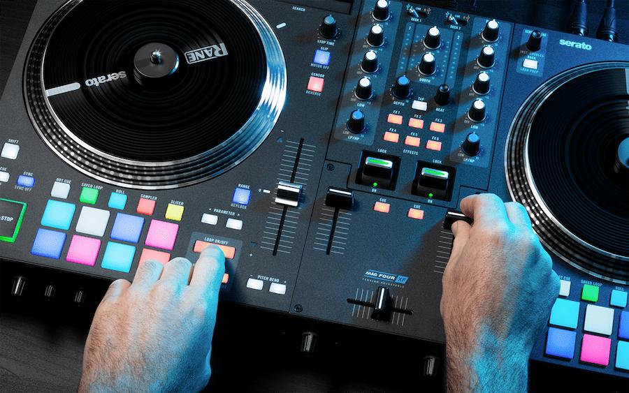 Virtual DJ, djay Pro AI ahora compatible con Rane ONE 6