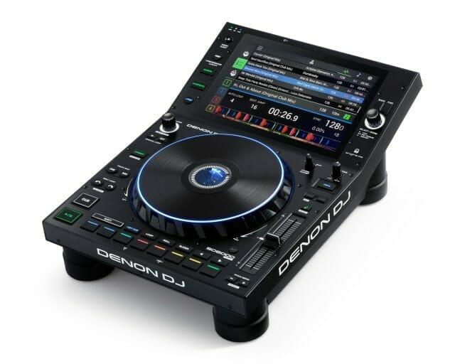 Denon <strong>Djs</strong> SC6000, SC6000M PRIME logran la integración de Serato DJ, formas de onda RGB completas 1