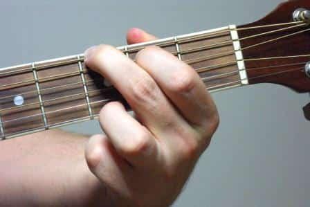 Biblioteca gratuita de acordes de guitarra 1
