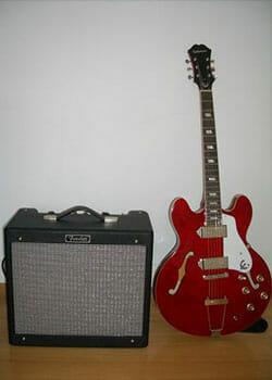 estudio de caso de guitarra josh