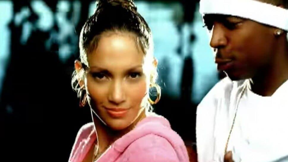 Crítico musical descanso / descenso | Jennifer Lopez feat. Ja Rule I'm Real (Remix) 7