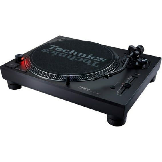 """El nuevo tocadiscos SL-100C """"asequible"""" de Technics no tiene atenuador de tono ... 1"""