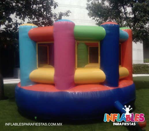 Renta de inflables para fiestas 1
