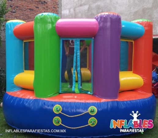 Renta de inflables para fiestas 4
