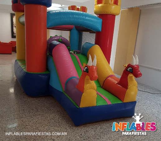 Renta de inflables para fiestas 8