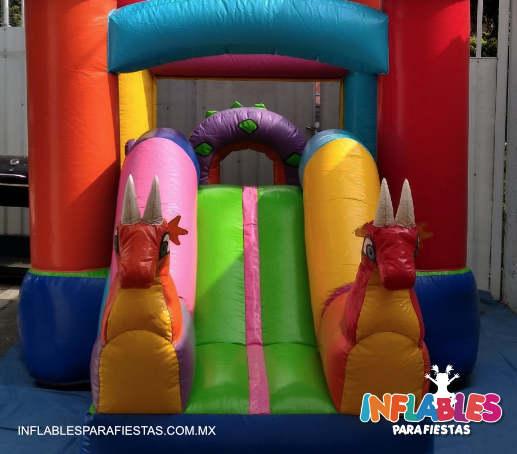 Renta de inflables para fiestas 5