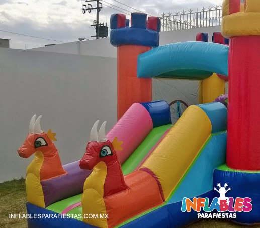 Renta de inflables para fiestas 6